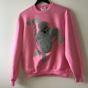 Vintage Australian Koala 🐨 Sweatshirt